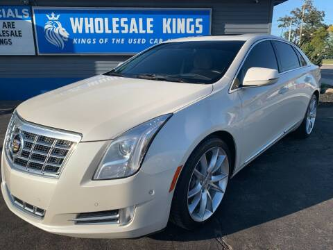 2014 Cadillac XTS for sale at Wholesale Kings in Elkhart IN