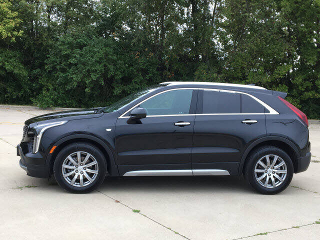 2020 Cadillac XT4 for sale at LANDMARK OF TAYLORVILLE in Taylorville IL