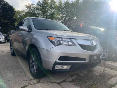 2012 Acura MDX for sale at LOT 51 AUTO SALES in Madison WI