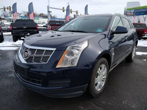 2011 Cadillac SRX for sale at P J McCafferty Inc in Langhorne PA