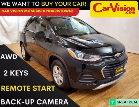 2017 Chevrolet Trax for sale at Car Vision Mitsubishi Norristown in Trooper PA