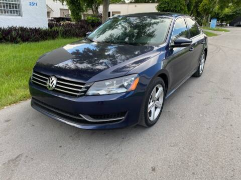 2012 Volkswagen Passat for sale at Roadmaster Auto Sales in Pompano Beach FL