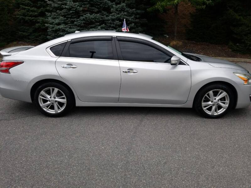 2015 Nissan Altima for sale at Lehigh Valley Autoplex, Inc. in Bethlehem PA