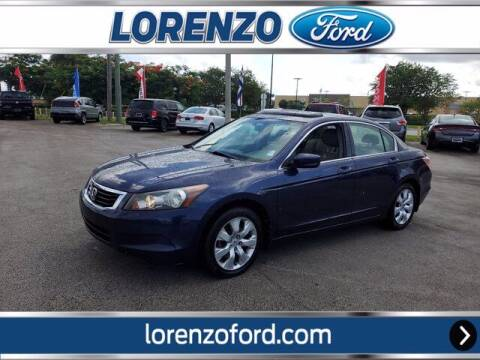 2008 Honda Accord for sale at Lorenzo Ford in Homestead FL
