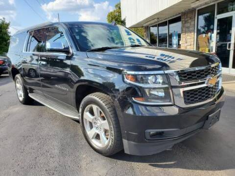 2016 Chevrolet Suburban for sale at Tri City Auto Mart in Lexington KY