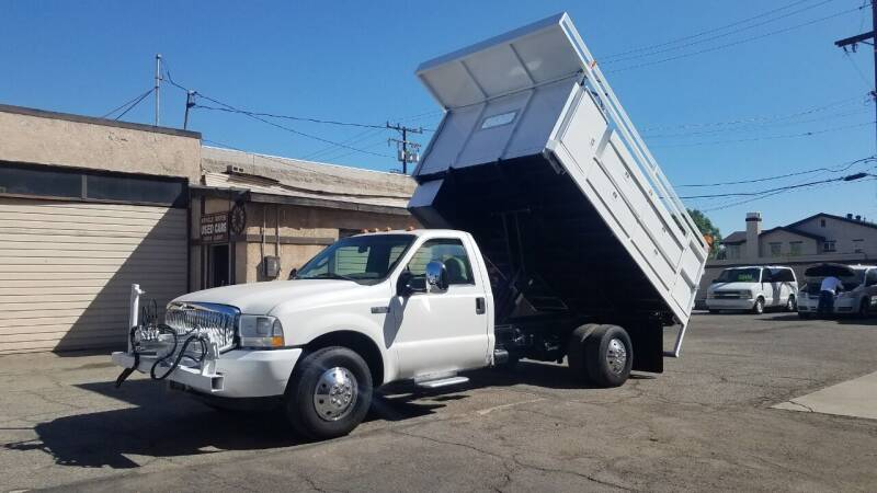2004 Ford F-350 Super Duty for sale at Vehicle Center in Rosemead CA