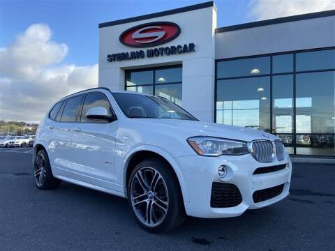 2017 BMW X3 for sale at Sterling Motorcar in Ephrata PA
