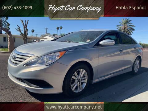 2014 Hyundai Sonata for sale at Hyatt Car Company in Phoenix AZ