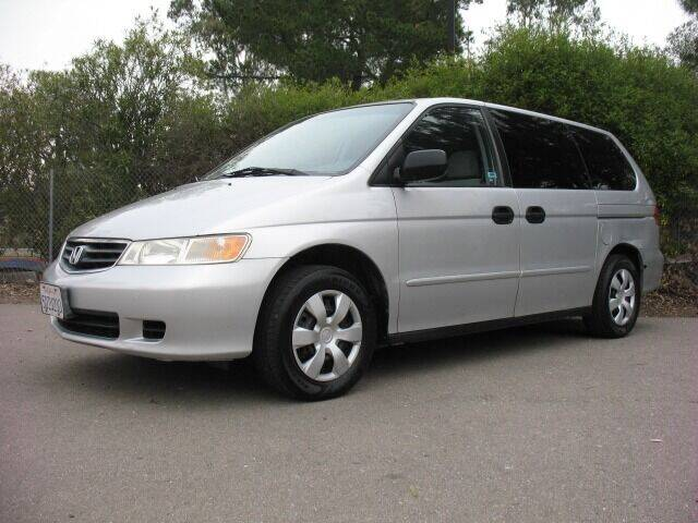 2003 Honda Odyssey for sale at Mrs. B's Auto Wholesale / Cash For Cars in Livermore CA