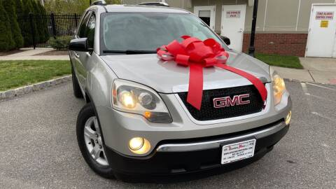 2007 GMC Acadia for sale at Speedway Motors in Paterson NJ
