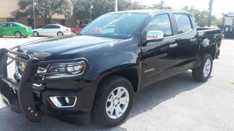 2016 Chevrolet Colorado for sale at RICKY'S AUTOPLEX in San Antonio TX