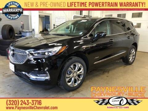 2021 Buick Enclave for sale at Paynesville Chevrolet Buick in Paynesville MN