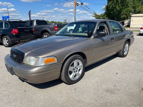 2009 Ford Crown Victoria for sale at STL Automotive Group in O'Fallon MO
