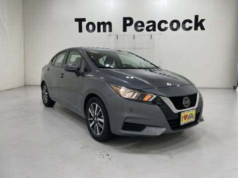 2020 Nissan Versa for sale at Tom Peacock Nissan (i45used.com) in Houston TX