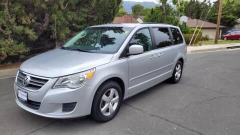 2011 Volkswagen Routan for sale at CAR CITY SALES in La Crescenta CA