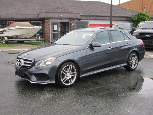 2014 Mercedes-Benz E-Class for sale at Lynnway Auto Sales Inc in Lynn MA