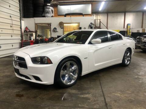 2014 Dodge Charger for sale at T James Motorsports in Gibsonia PA