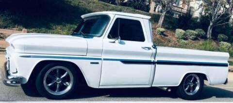 1964 Chevrolet C/K 10 Series for sale at Classic Car Deals in Cadillac MI