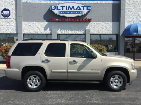 2007 Chevrolet Tahoe for sale at Ultimate Auto Deals DBA Hernandez Auto Connection in Fort Wayne IN