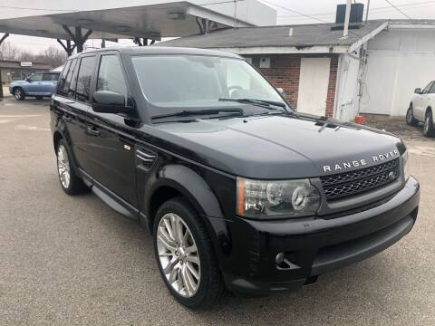2011 Land Rover Range Rover Sport for sale at Auto Target in O'Fallon MO