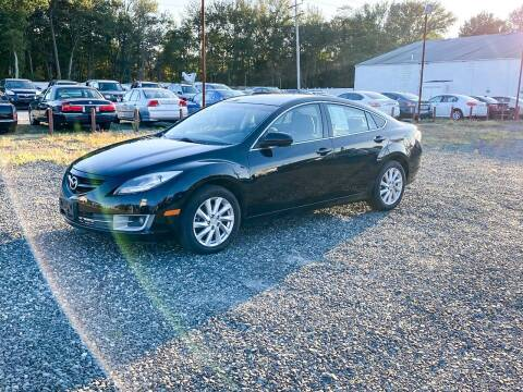 2012 Mazda MAZDA6 for sale at Auto Headquarters in Lakewood NJ