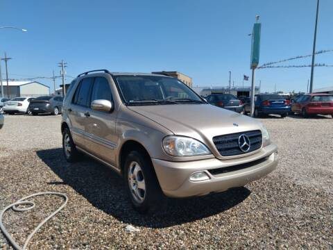 2004 Mercedes-Benz M-Class for sale at DK Super Cars in Cheyenne WY