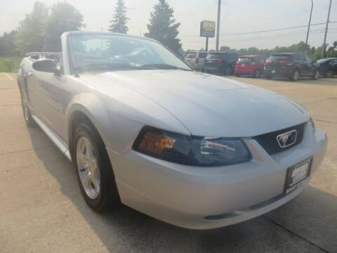2003 Ford Mustang for sale at Import Exchange in Mokena IL