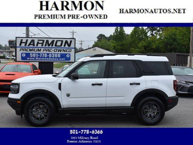 2021 Ford Bronco Sport for sale at Harmon Premium Pre-Owned in Benton AR