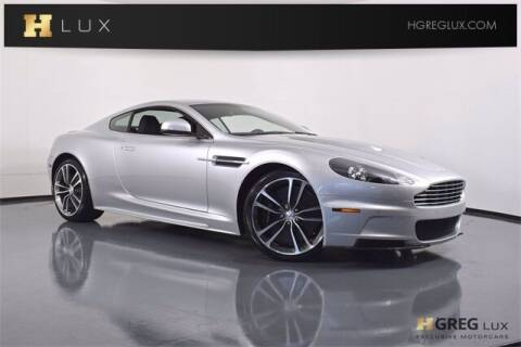 2012 Aston Martin DBS for sale at HGREG LUX EXCLUSIVE MOTORCARS in Pompano Beach FL