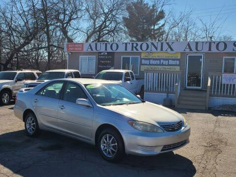 2006 Toyota Camry for sale at Auto Tronix in Lexington KY