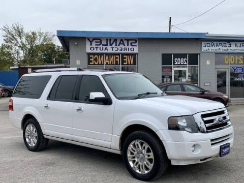 2011 Ford Expedition EL for sale at Stanley Automotive Finance Enterprise - STANLEY DIRECT AUTO in Mesquite TX