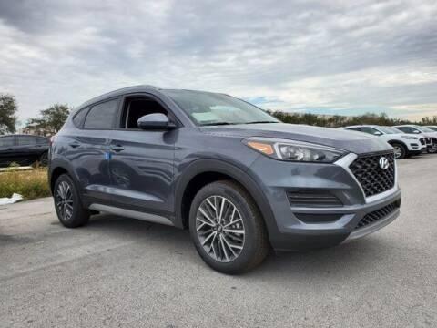 2021 Hyundai Tucson for sale at DORAL HYUNDAI in Doral FL