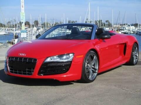 2011 Audi R8 for sale at Convoy Motors LLC in National City CA