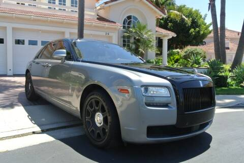 2014 Rolls-Royce Ghost for sale at Newport Motor Cars llc in Costa Mesa CA