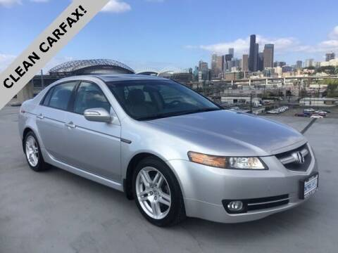 2007 Acura TL for sale at Toyota of Seattle in Seattle WA