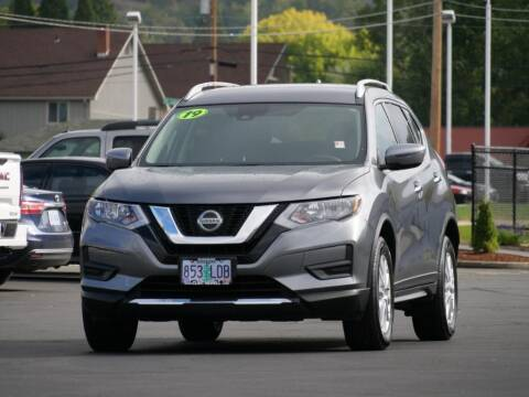 2019 Nissan Rogue for sale at CLINT NEWELL USED CARS in Roseburg OR