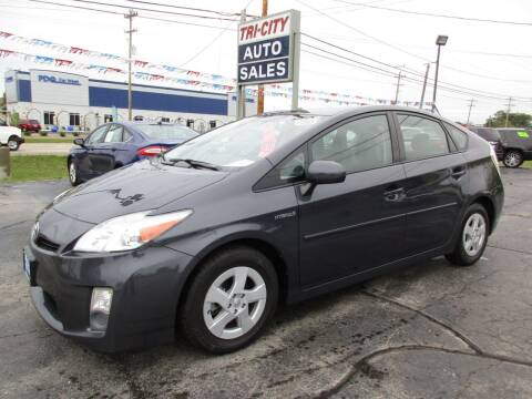 2011 Toyota Prius for sale at TRI CITY AUTO SALES LLC in Menasha WI