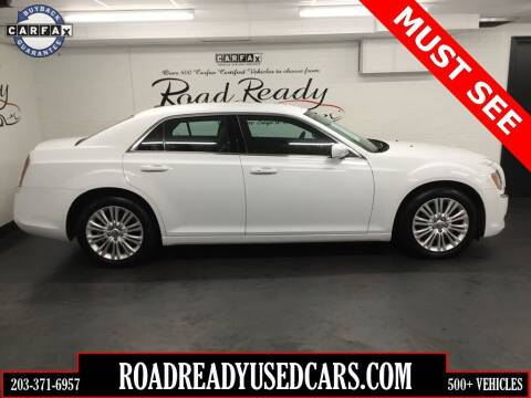 2014 Chrysler 300 for sale at Road Ready Used Cars in Ansonia CT