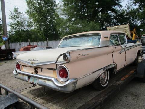 1959 Ford Galaxie 500 for sale at Marshall Motors Classics in Jackson MI
