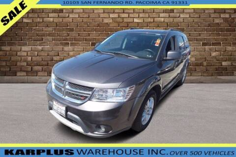 2014 Dodge Journey for sale at Karplus Warehouse in Pacoima CA
