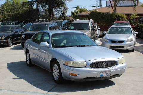 2005 Buick LeSabre for sale at Car 1234 inc in El Cajon CA