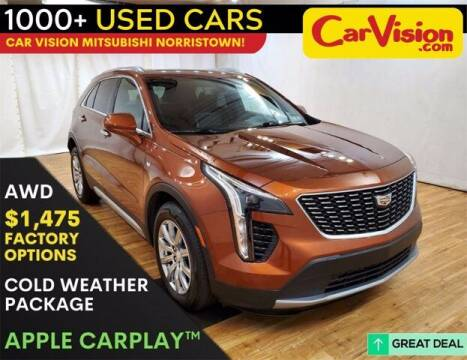 2019 Cadillac XT4 for sale at Car Vision Buying Center in Norristown PA