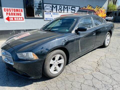 2012 Dodge Charger for sale at M&M's Auto Sales & Detail in Kansas City KS