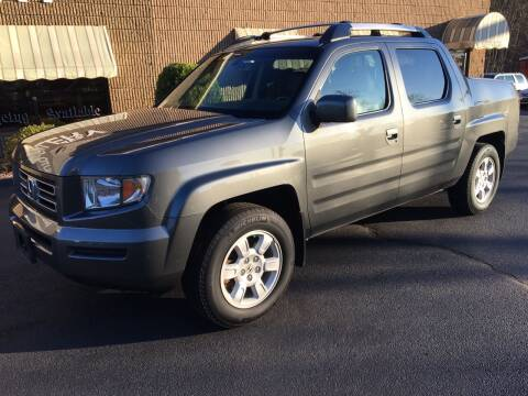 2007 Honda Ridgeline for sale at Depot Auto Sales Inc in Palmer MA