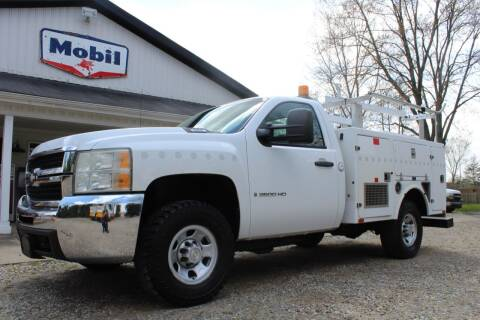 2008 Chevrolet Silverado 3500HD CC for sale at Show Me Used Cars in Flint MI