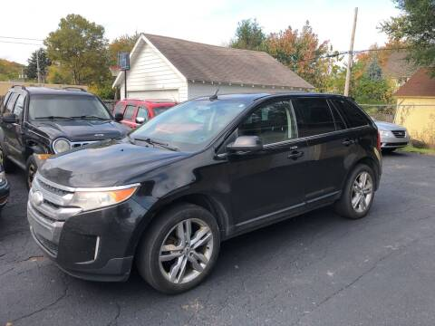2011 Ford Edge for sale at Holiday Auto Sales in Grand Rapids MI