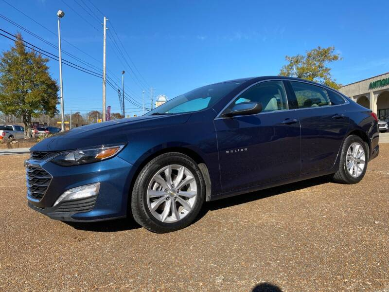 2019 Chevrolet Malibu for sale at DABBS MIDSOUTH INTERNET in Clarksville TN