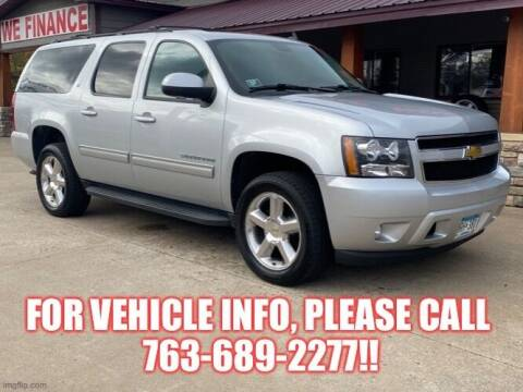 2013 Chevrolet Suburban for sale at Affordable Auto Sales in Cambridge MN