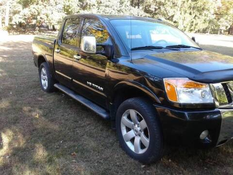2008 Nissan Titan for sale at ELIAS AUTO SALES in Allentown PA
