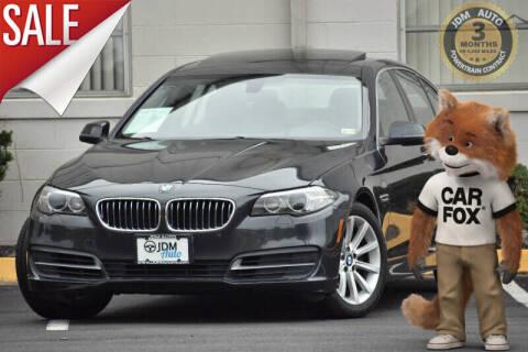 2014 BMW 5 Series for sale at JDM Auto in Fredericksburg VA